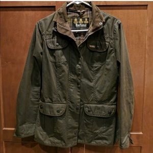 Barbour Utility Jacket size 6